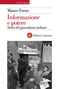 Informazione e potere Libro Cover