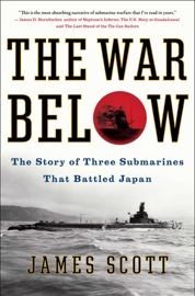 The War Below book