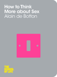 How To Think More About Sex Buch-Cover