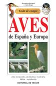 Guía de campo de aves de España y Europa Book Cover