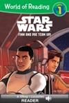 World Of Reading Star Wars Finn  Poe Team Up