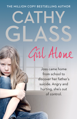 Girl Alone - Cathy Glass book