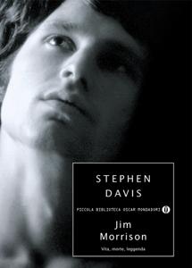 Jim Morrison Copertina del libro