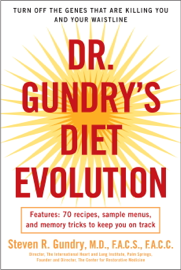 Dr. Gundry's Diet Evolution book