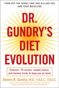 Dr. Gundry's Diet Evolution Summary