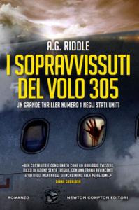 I sopravvissuti del volo 305 Libro Cover