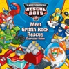 Transformers Rescue Bots Meet Griffin Rock Rescue