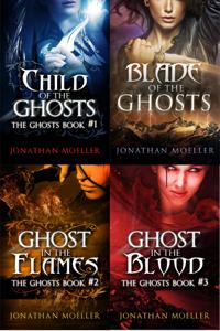 The Ghosts Omnibus One La couverture du livre martien