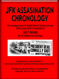 JFK Assassination Chronology
