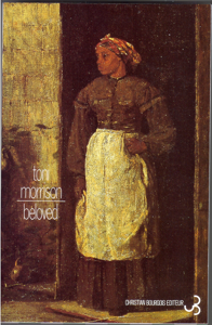 Beloved La couverture du livre martien