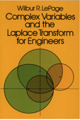 Complex Variables and the Laplace Transform for Engineers Book Cover