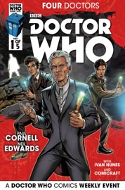 Doctor Who: 2015 Event: Four Doctors #1 book