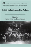 Essays In The History Of Canadian Law