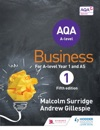 AQA Business For A Level 1