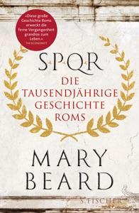 SPQR von Mary Beard Buch-Cover