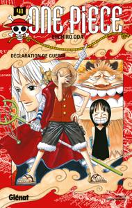 One Piece - Édition originale - Tome 41 La couverture du livre martien