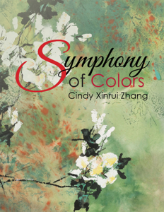 Symphony of Colors Copertina del libro