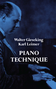 Piano Technique Copertina del libro