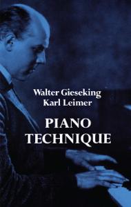Piano Technique Copertina del libro
