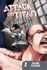 Attack on Titan Volume 2