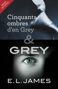 Pack Cinquanta ombres d'en Grey & Grey