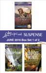 Harlequin Love Inspired Suspense June 2016 - Box Set 1 Of 2