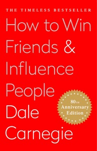How To Win Friends & Influence People Door Dale Carnegie Boekomslag
