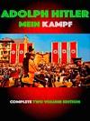 Adolph Hitler Mein Kampf