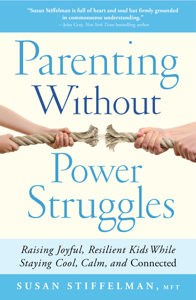 Parenting Without Power Struggles Libro Cover