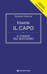 Essere il capo III edizione Copertina del libro