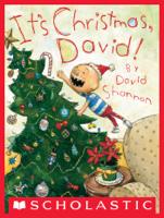 David Shannon - It's Christmas, David! artwork