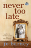 Jo Barney - Never Too Late  artwork