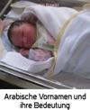 Arabische Vornamen Und Ihre Bedeutung