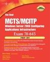 The Real MCTSMCITP Exam 70-643 Prep Kit