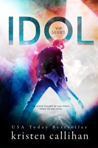 Idol di Kristen Callihan Copertina del libro