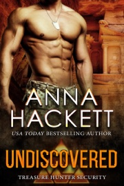 Undiscovered (Treasure Hunter Security #1) book summary