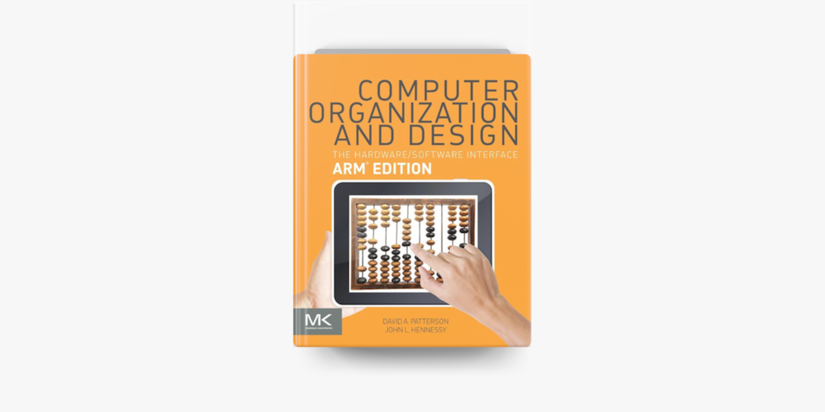 Computer Organization And Design Arm Edition On Apple Books