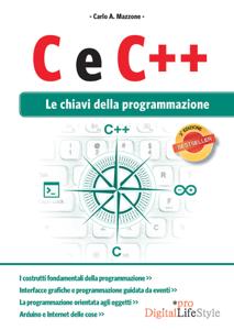 C e C++ Copertina del libro