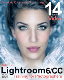 Adobe Lightroom 6/CC Video Book: Training for Photographers