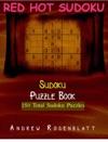 Sudoku Red Hot Sudoku Puzzle Game Book