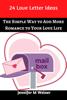 Jennifer M Weiner - 24 Love Letter Ideas artwork