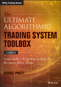 The Ultimate Algorithmic Trading System Toolbox + Website Boekomslag