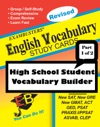 Exambusters English Vocabulary Study Cards High School Vocabulary Builder--Part 1 Of 2