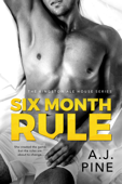 Six Month Rule Book Cover