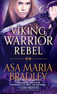 Viking Warrior Rebel Book Cover