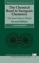 The Chemical Bond In Inorganic Chemistry