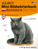 JOURIST Mini-Bildwörterbuch Russisch-Deutsch