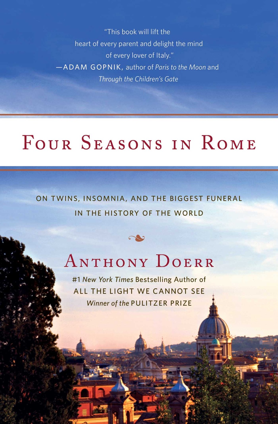 ‎Four Seasons in Rome