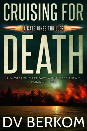 Cruising for Death (Kate Jones Thriller #5)