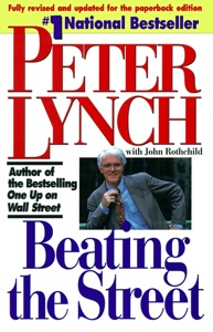 Beating the Street Book Cover